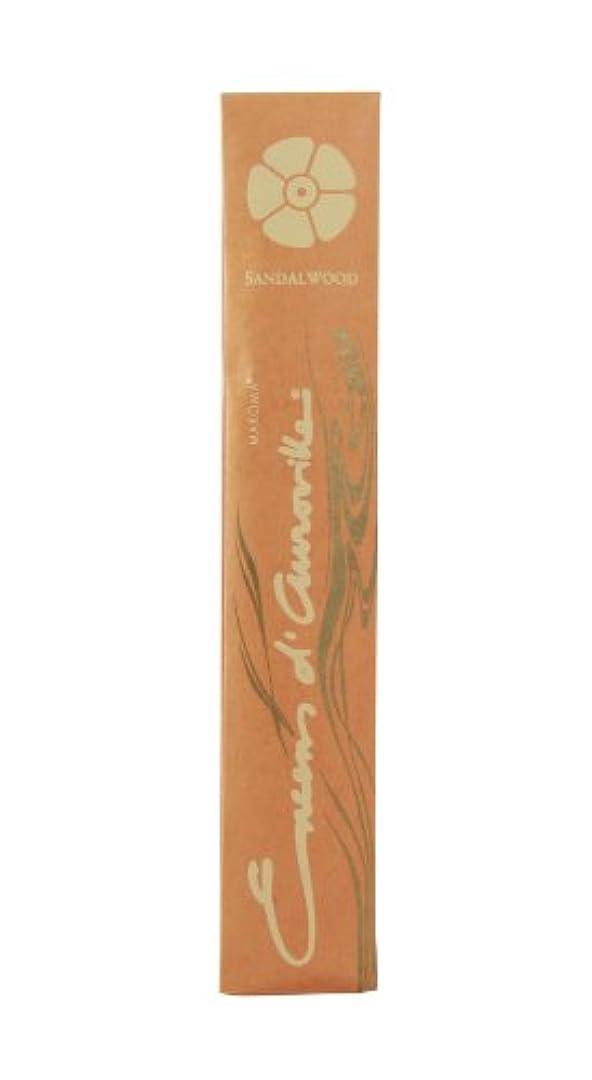 明確にトラックどのくらいの頻度でEda Sandalwood Incense Sticks by Maroma