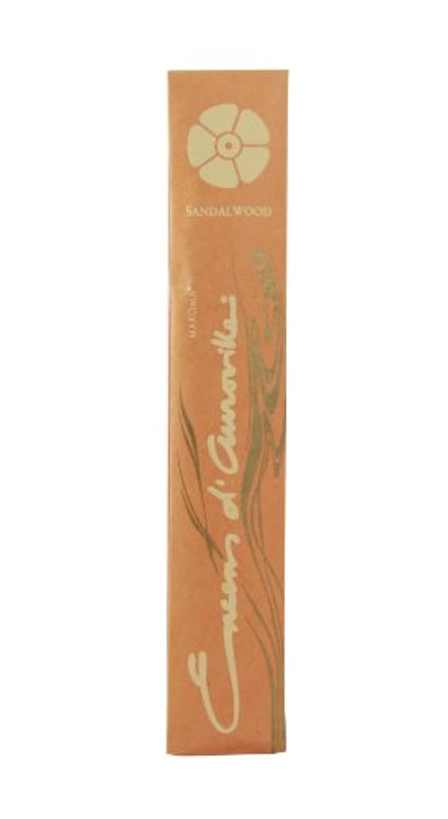 提供シンプトン地質学Eda Sandalwood Incense Sticks by Maroma
