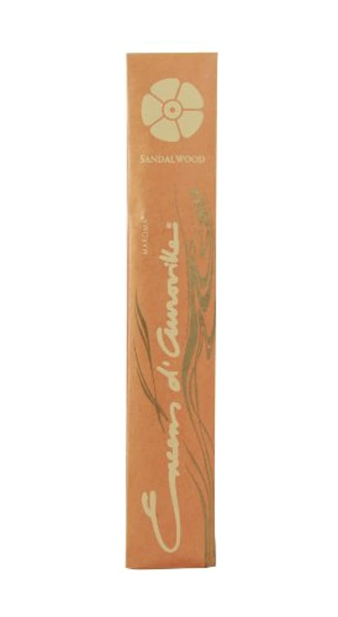 君主制歪める追い付くEda Sandalwood Incense Sticks by Maroma