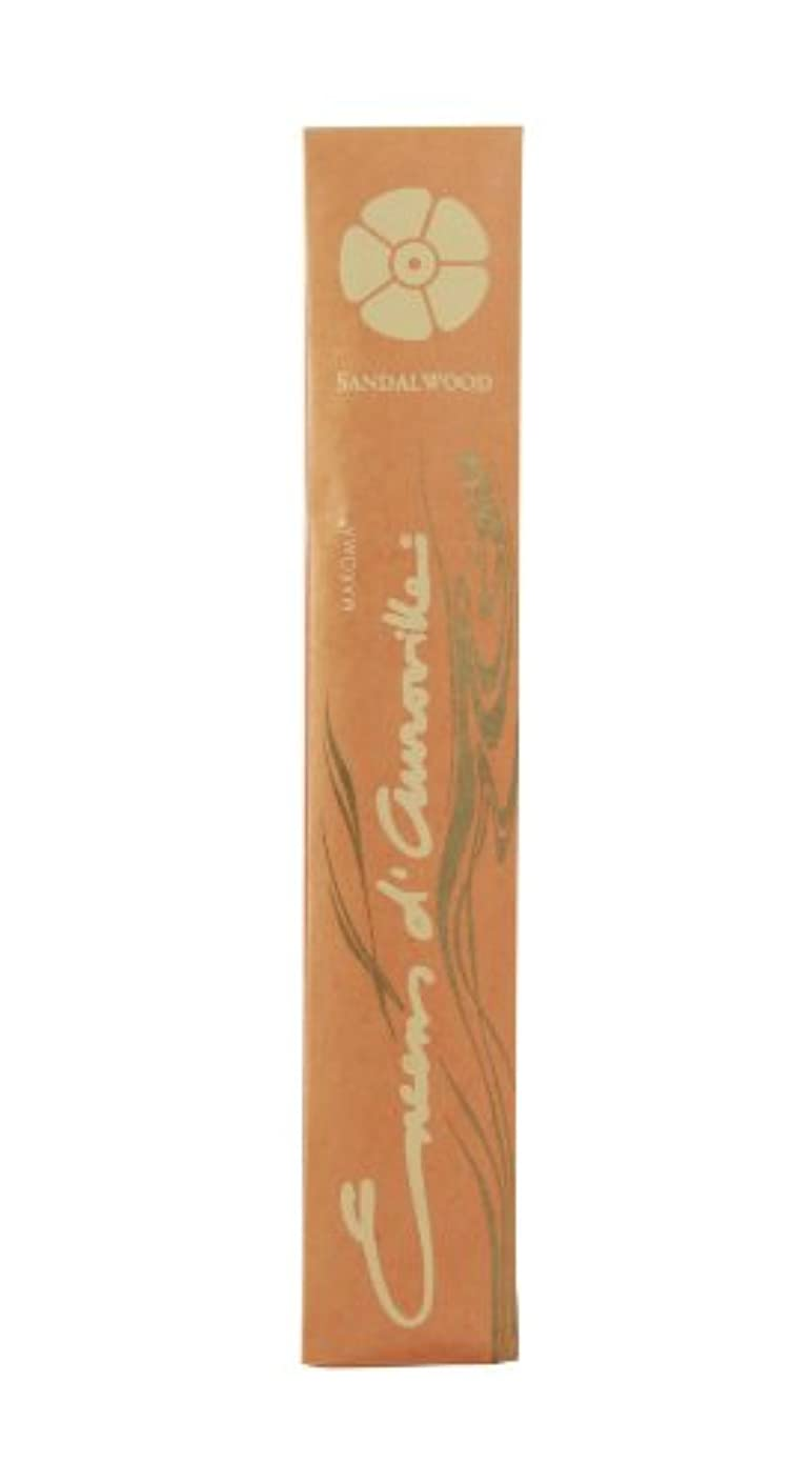 相手お肉省略Eda Sandalwood Incense Sticks by Maroma
