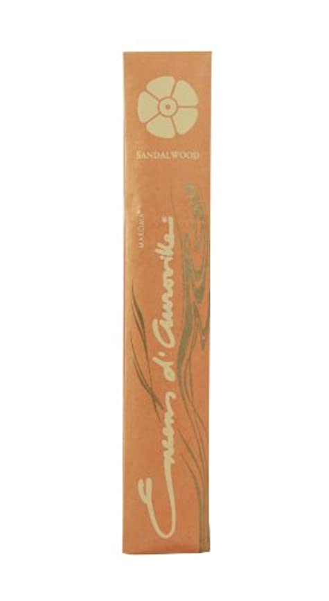 Eda Sandalwood Incense Sticks by Maroma