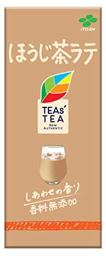 伊藤園 TEAS'TEA ティーズティー ほうじ茶ラテ 紙パック 250ml 1箱 24本