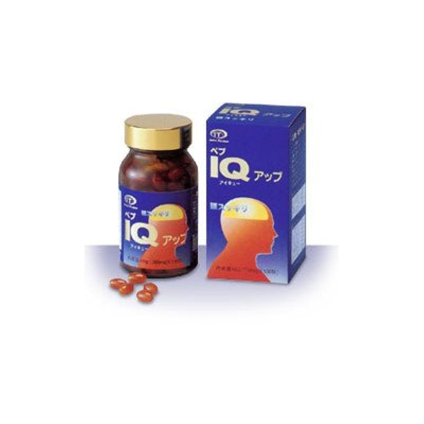 抑制連邦可決ペプIQアップ(健脳食品) (150粒) 2箱
