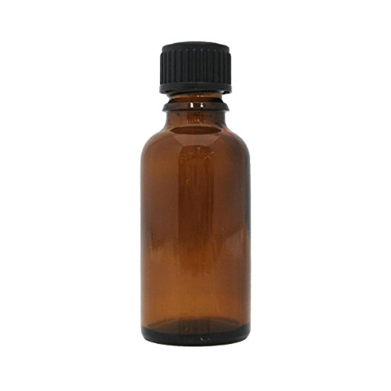 摂動見習い容器茶色遮光瓶 30ml (ドロッパー付)