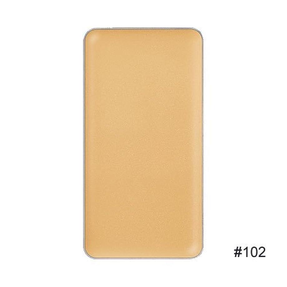膨らみディーラーダッシュ【RMK (ルミコ)】3Dフィニッシュヌード F (レフィル) ファンデーションカラー #102 3g