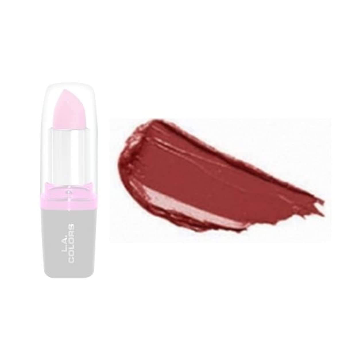 シネマ悪性腫瘍嘆願LA Colors Hydrating Lipstick - Radiant (並行輸入品)