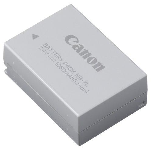 Canon バッテリーパック NB-7L