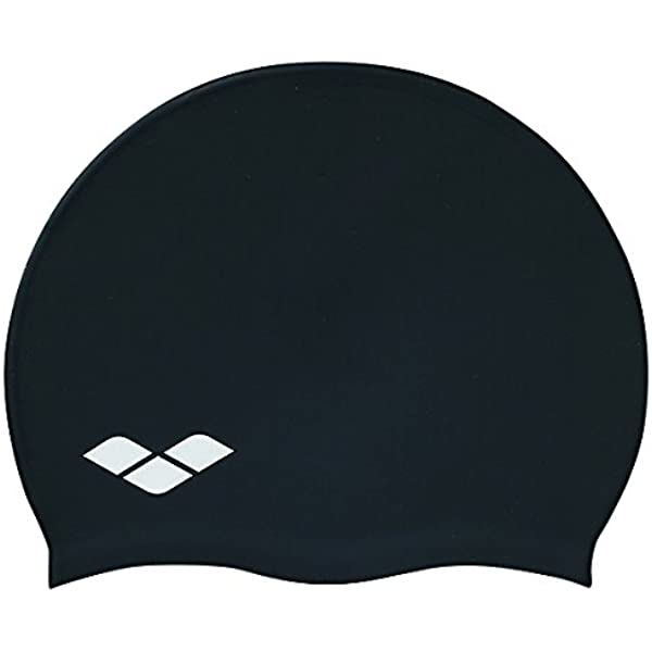 Black SWANS SA-10 Swimming Cap
