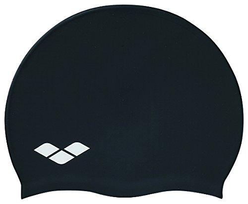 アリーナ SILICONE CAP FREE ブラック 1枚 DS FAR2901 BLK デサント