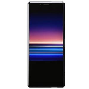 Sony XPERIA 1 Dual SIM (J9110) 128GB/6GB (Black/ブラック) SIMフリー【並行輸入品】