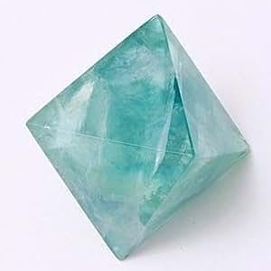 鉱物標本 八面体蛍石 Lサイズ フローライト