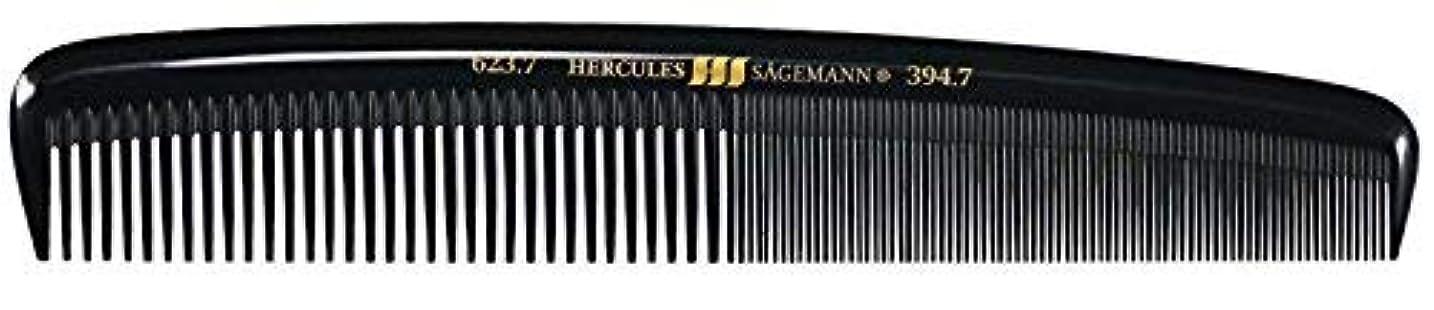足奇跡処分したHercules S?gemann Large Gents Comb   Ebonite - Made in Germany [並行輸入品]