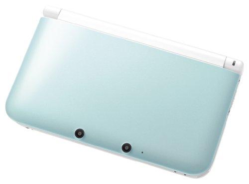 ニンテンドー3DS LL ミントXホワイト【メーカー生産終了...