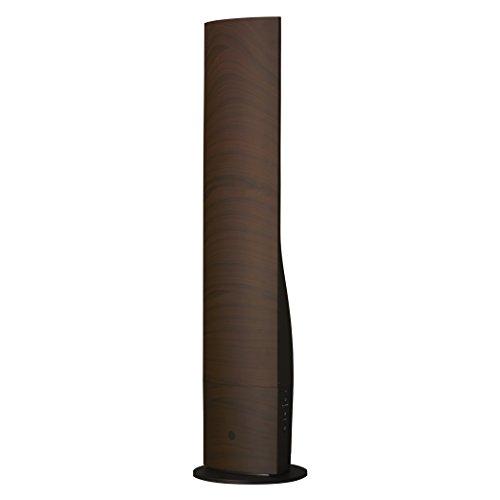 d-design 加湿器 ハイブリッド式 タワー ダークウッド DKHS-3521 DW