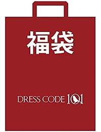 [ドレスコード101] ワイシャツ5枚セット 福袋 ボタンダウン 形態安定 透けにくい 好印象デザイン FUKU-5 メンズ