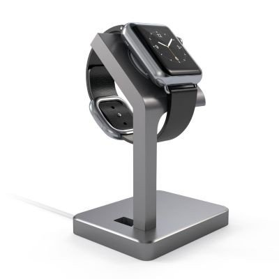 Satechi アルミニウム Apple Watch 1, 2 充電スタンド...