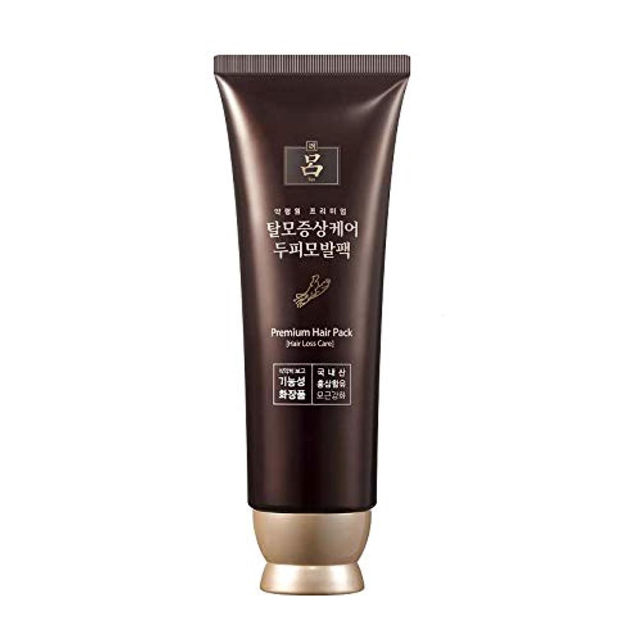 [う.Ryo]う薬令員プレミアム脱毛症状のケア毛髪パック(230ml)/Medicinal Premium Hair Removal Scalp Hair Pack
