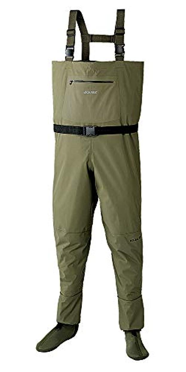 船乗り傭兵生じるアクアズ ローグ チェスト ウェーダー - サイズ:M キング、ストッキング フット (US) 9-10