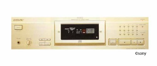 SONY CDP-XA7ES CDプレーヤー