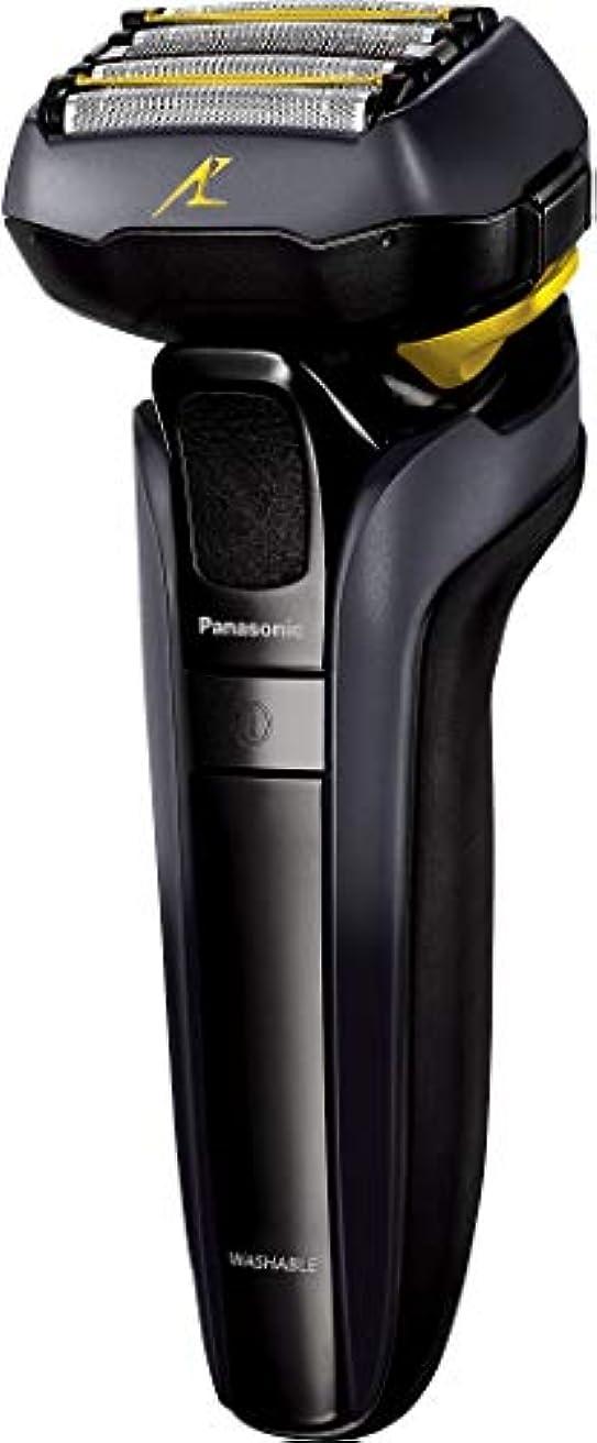 自宅でどちらかオーナーパナソニック ラムダッシュ メンズシェーバー 5枚刃 黒 ES-LV5E-K