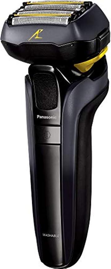 パワーに応じて冷えるパナソニック ラムダッシュ メンズシェーバー 5枚刃 黒 ES-CLV5E-K