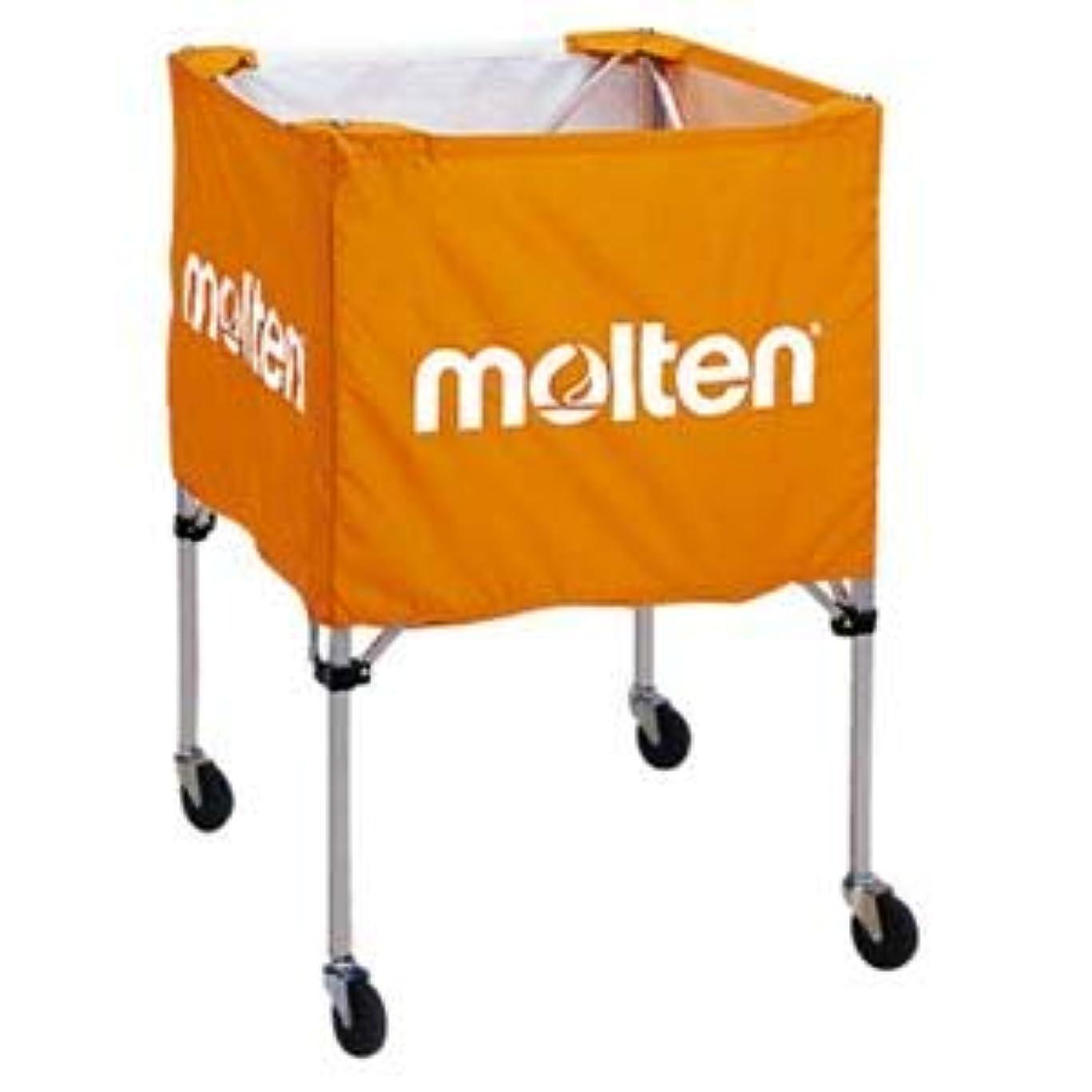 生き残りますスペシャリスト自己尊重モルテン(Molten) 折りたたみ式ボールカゴ(屋外用)オレンジ BK20HOTO