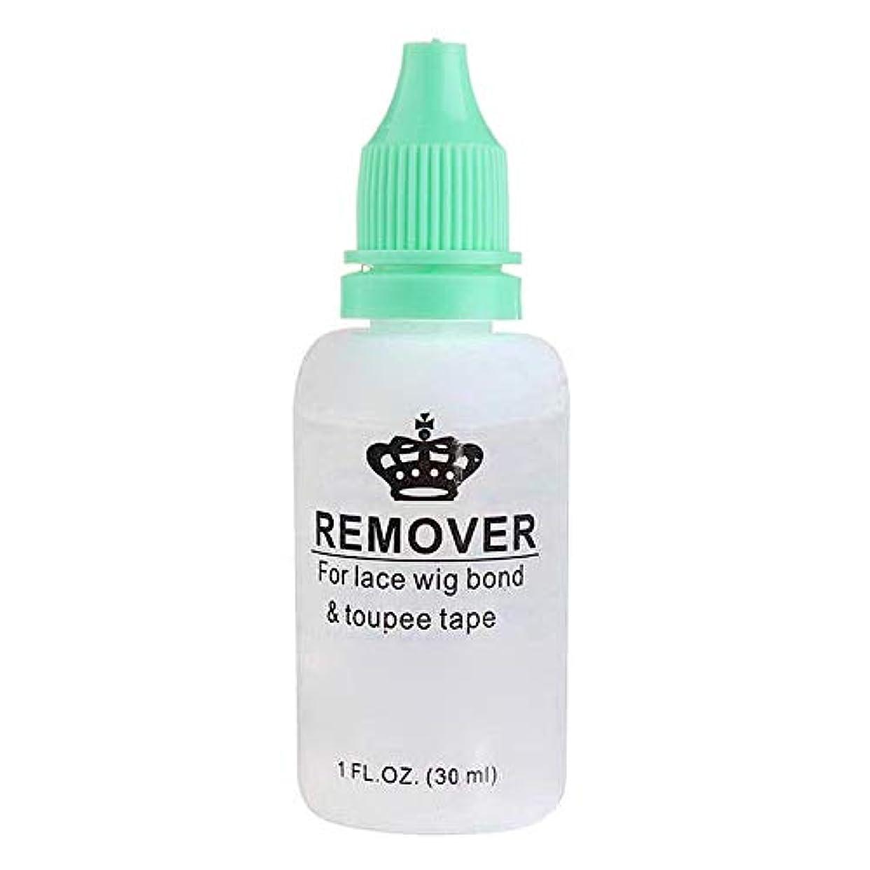 絶対にバラ色プレビスサイトAIMERKUP 毛のりの除去剤、レースのかつらのToupeeの皮のよこ糸のテープのための極度の毛の付着力の除去剤の接着剤の除去剤のびん adaptable