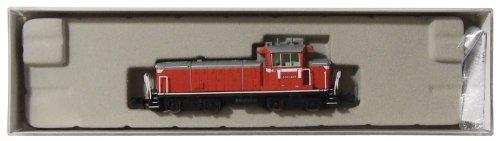Nゲージ A7510 DD16-304 標準色 機関車 つららり付 糸魚川