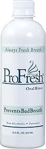 ProFresh (プロフレッシュ) オーラルリンス マウスウォッシュ 500ml (正規輸入品)