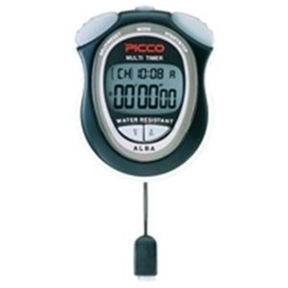 通知スピンあらゆる種類の(業務用10セット) SEIKO(セイコー) アルバピコ マルチタイマー ADME-001