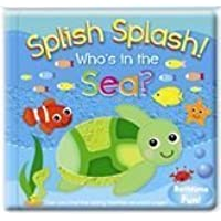 Baby Bath Book Bathtime Fun by 1Stopbabystore