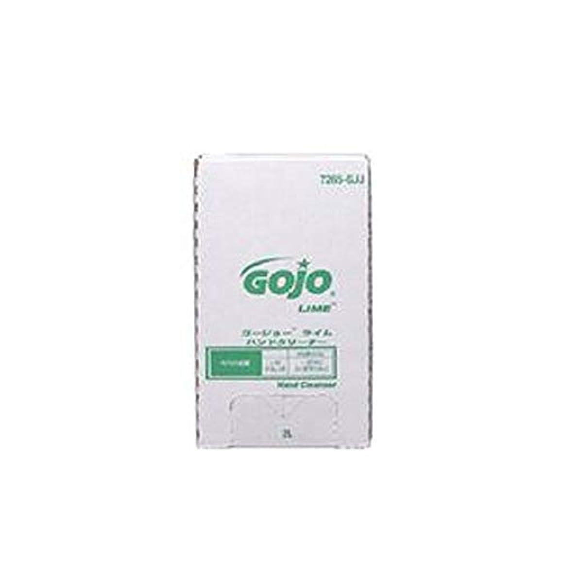 影響する厄介な監督するGOJO == ゴージョー == / 7265 / ライム/ハンドクリーナー / ディスペンサー用2000ML