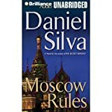 Moscow Rules (Book #8 Gabriel Allon Series)(An Unabridged Production)[9-CD Set]