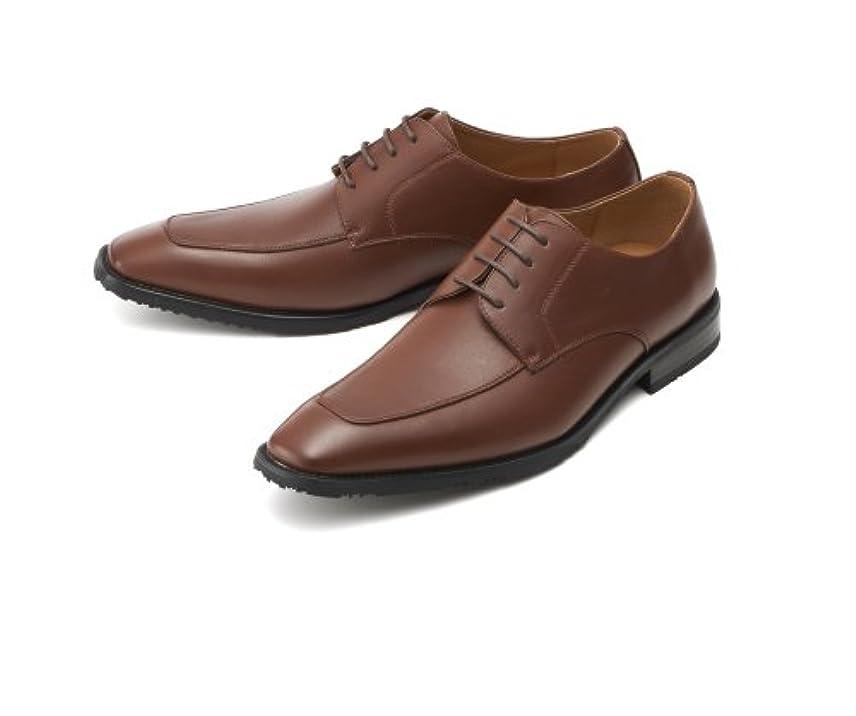 主流発音するおもてなし[フレスコマーレ]FRESCO MARE ビジネスシューズ 革靴 紳士靴 ロングノーズ スクエアトゥ 外羽 レースアップ 3カラー 30301