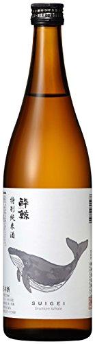酔鯨 特別純米酒 瓶 720ml [高知県]
