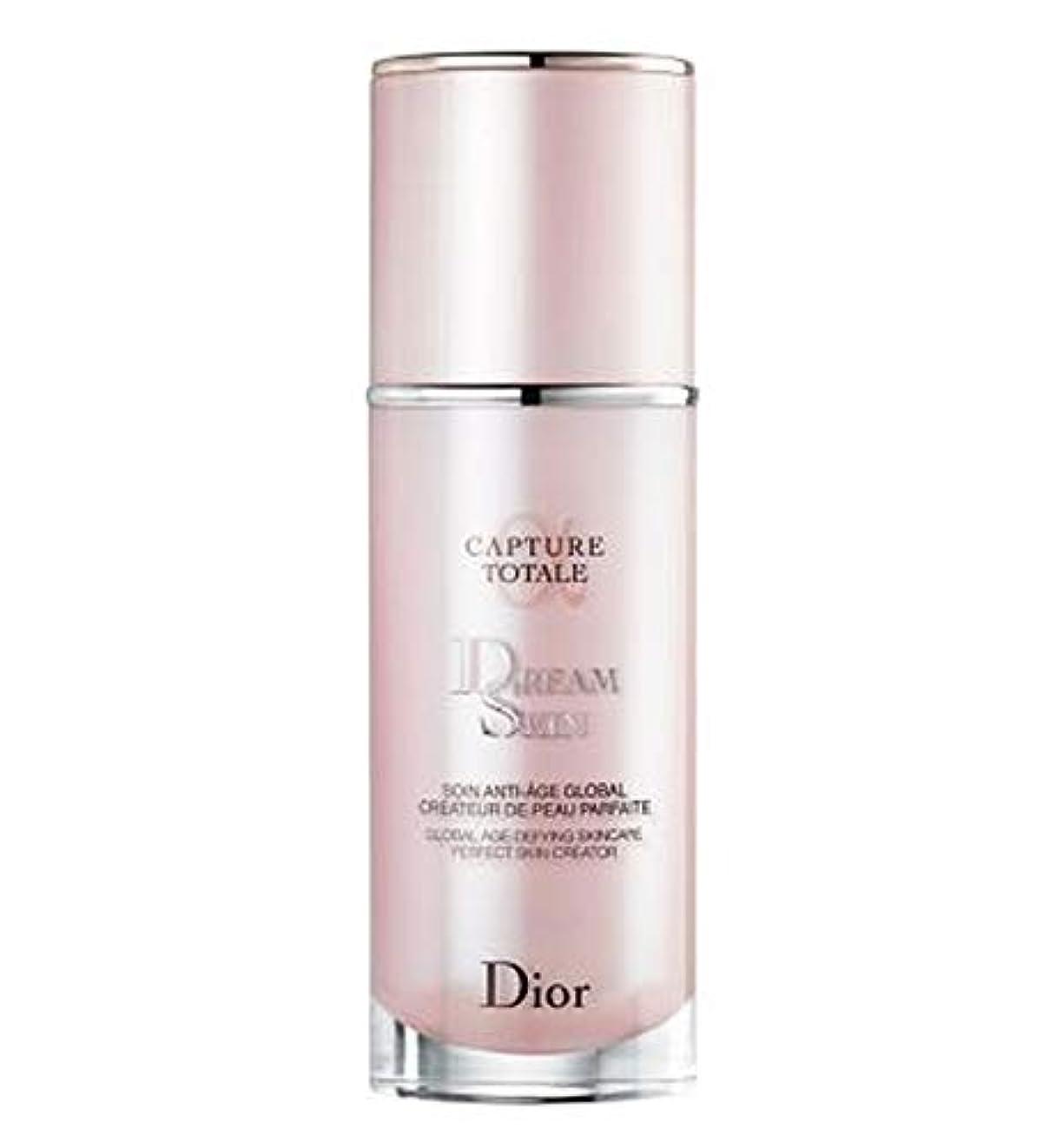 爬虫類竜巻頂点[Dior] グローバル時代挑むスキンケア完璧な肌クリエータ50ミリリットルDreamskinディオールカプチュールR60 - Dior Capture Totale Dreamskin Global Age-Defying...