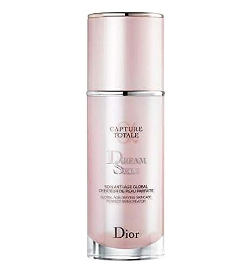ミキサー疑問に思う欺く[Dior] グローバル時代挑むスキンケア完璧な肌クリエータ50ミリリットルDreamskinディオールカプチュールR60 - Dior Capture Totale Dreamskin Global Age-Defying...