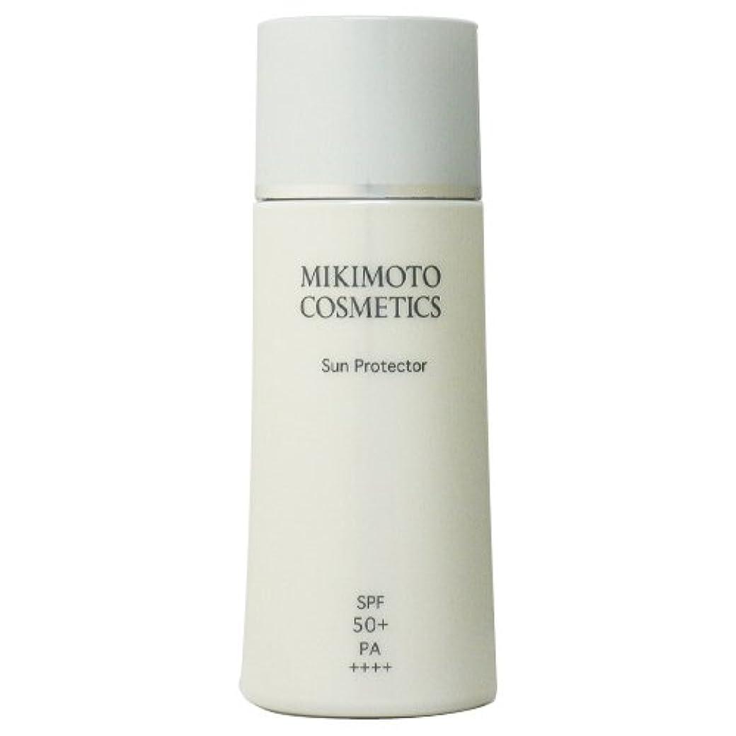 真っ逆さまペナルティワーカーミキモト化粧品 MIKIMOTO コスメティックス サンプロテクター SPF50+ PA++++ 40mL [ヘルスケア&ケア用品]