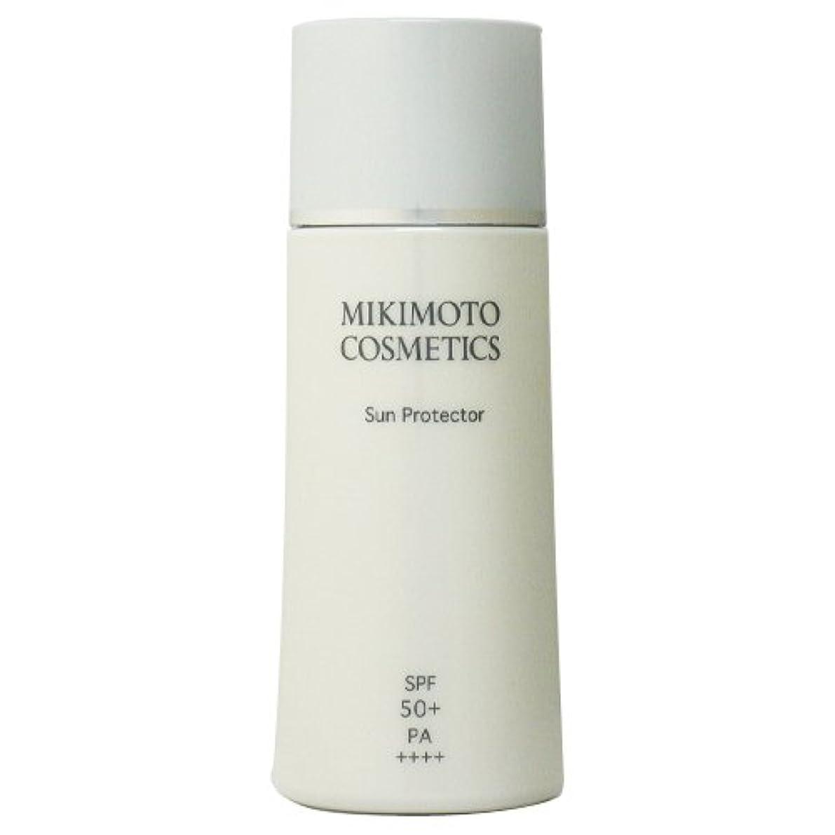 失望控えめな一ミキモト化粧品 MIKIMOTO コスメティックス サンプロテクター SPF50+ PA++++ 40mL [ヘルスケア&ケア用品]
