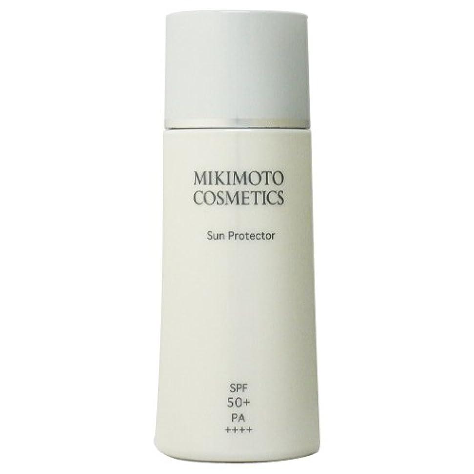 適度に癒すゴルフミキモト化粧品 MIKIMOTO コスメティックス サンプロテクター SPF50+ PA++++ 40mL [ヘルスケア&ケア用品]