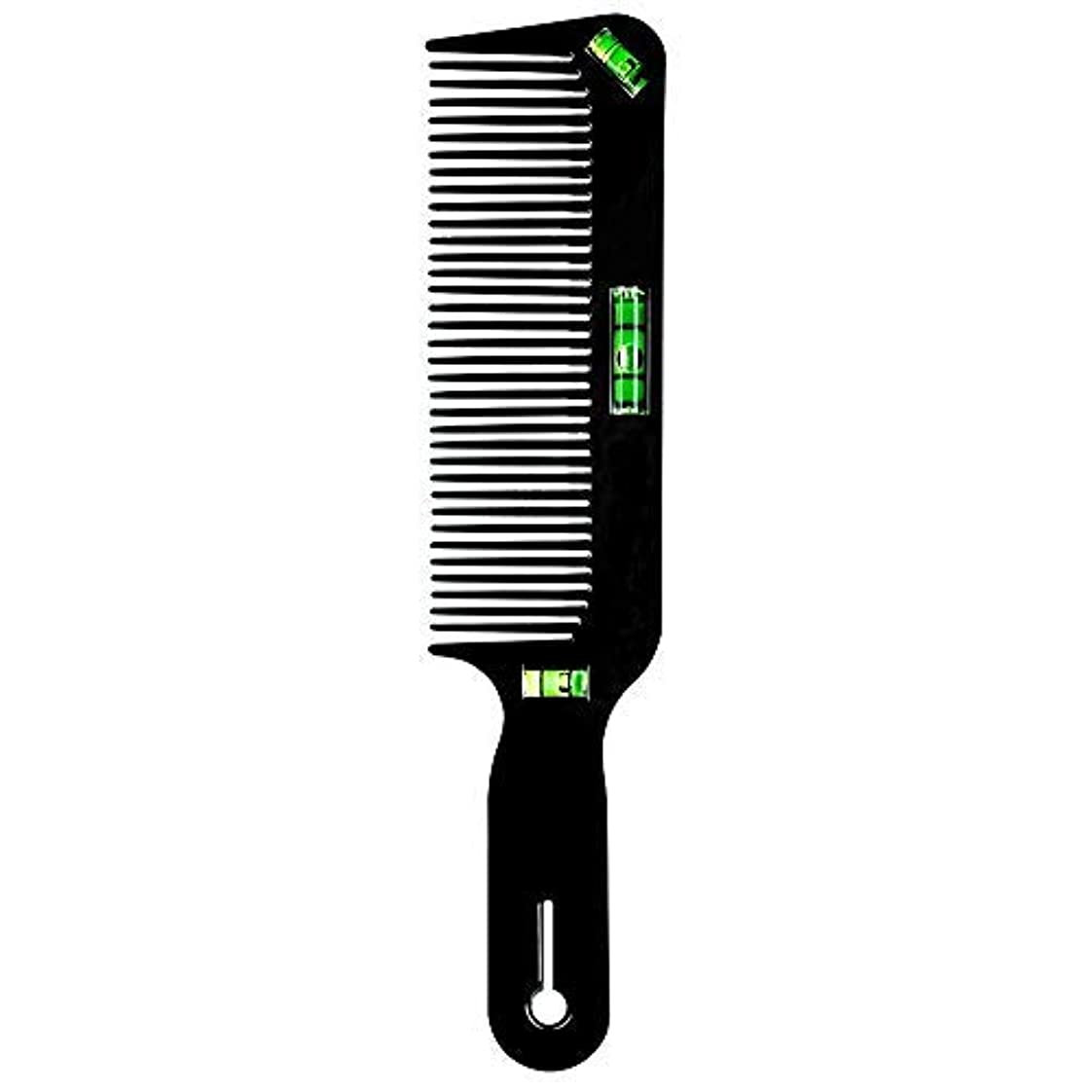 スライス夜間作るBurmax Scalpmaster Clipper Comb With Levels [並行輸入品]