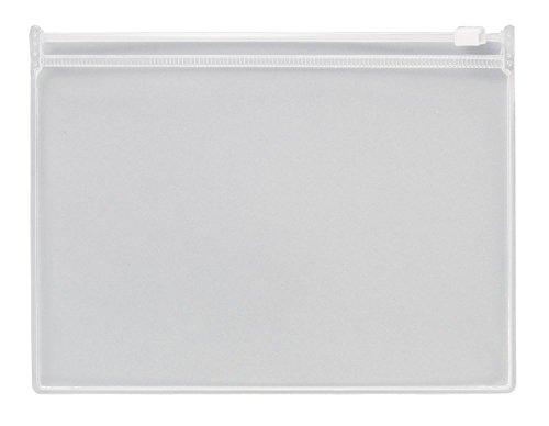 RoomClip商品情報 - クリアケース (ファスナー付き) A6(40枚入り) h42034