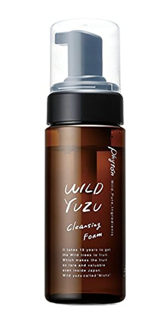 こねるトロピカルガイダンスWILD YUZU(ワイルドゆず) ゆずクレンジングフォーム フェイシャルクレンジング 150ml