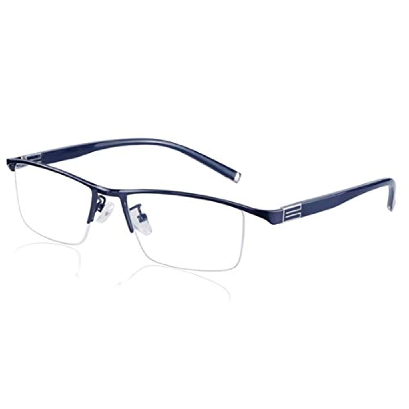 明日工業化する導体老眼鏡、 お洒落 の シニアグラス、プログレッシブマルチフォーカス、クリスタルクリアビジョン、非球面 変色サン読者