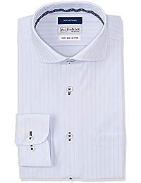 [アイシャツ] i-shirt 完全ノーアイロン ストレッチ 速乾 長袖 アイシャツ ワイシャツ メンズ