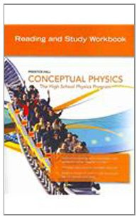 Download Prentice Hall Conceptual Physics: The High School Physics Program; Reading and Study Workbook 0133647390