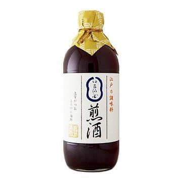 三河屋 煎酒 600ml
