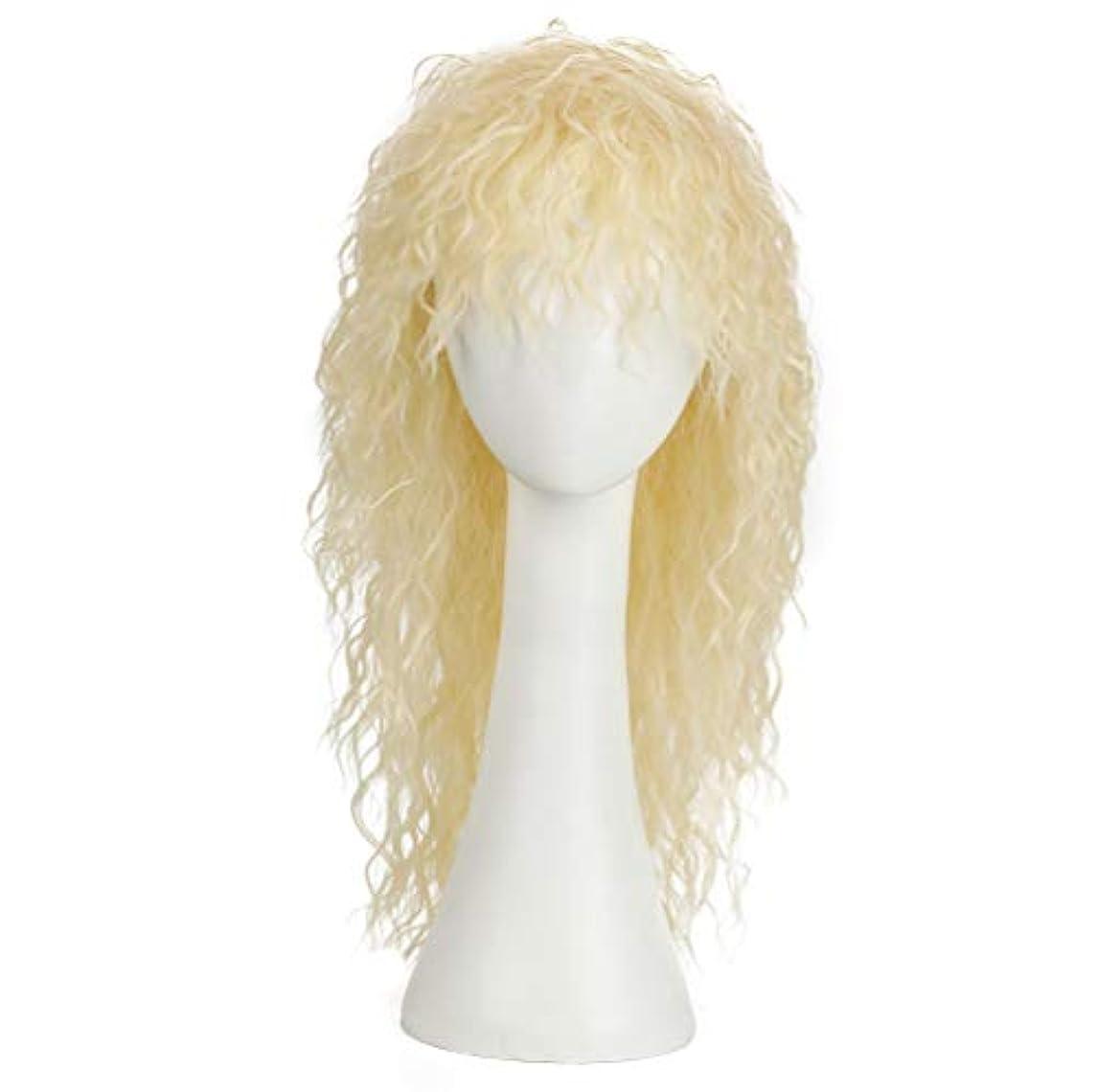 気候マトロン慢性的ウィッグ女性150%密度ロングカールグルーレスベビーヘアフルヘッドウィッグ