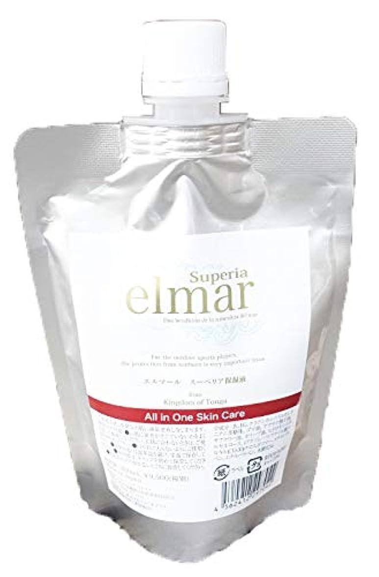 ライトニング南アメリカ有益なSuperia elmar(スーペリア エルマール) 詰め替え用 200ml スキンケア 多機能保湿液