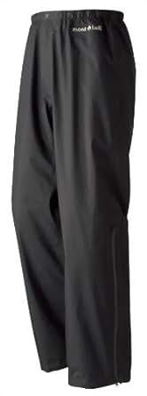 (モンベル)mont-bell レインダンサーパンツ Men's 1128264 ブラック MS